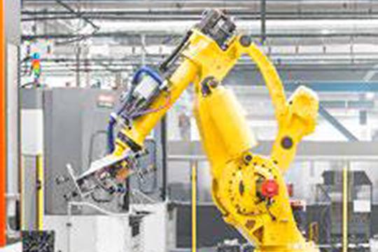 Investissements robotiques