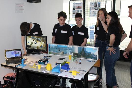 Skillbot, sensibiliser les jeunes à la robotique
