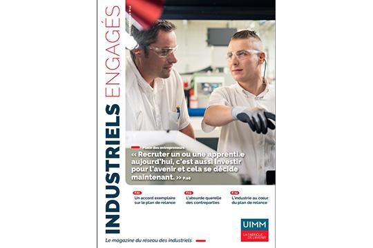 Le magazine Industriels Engagés est en ligne